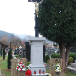 Na hřbitě 1
