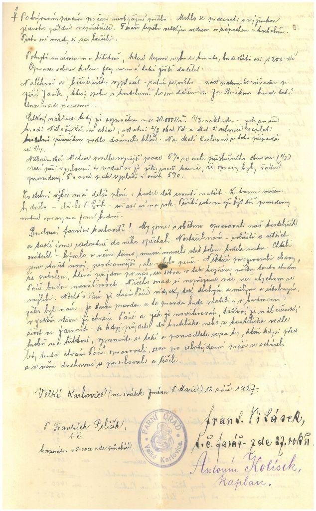 Listiny z věže 2