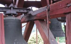 mechanika upevnění zvonů